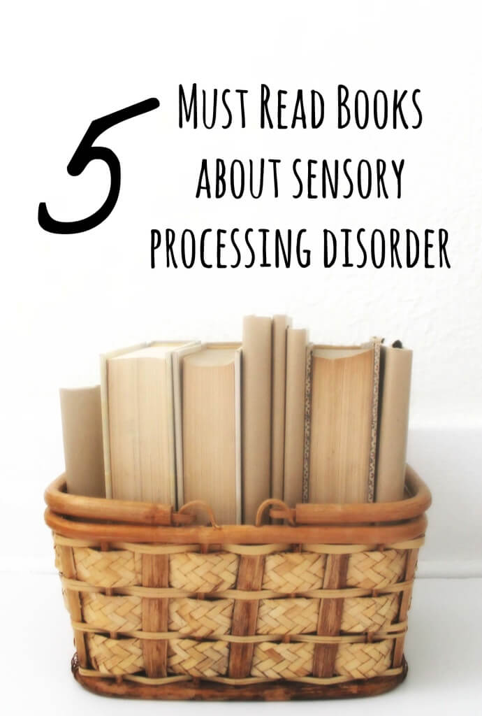 Books About Sensory Processing Disorder