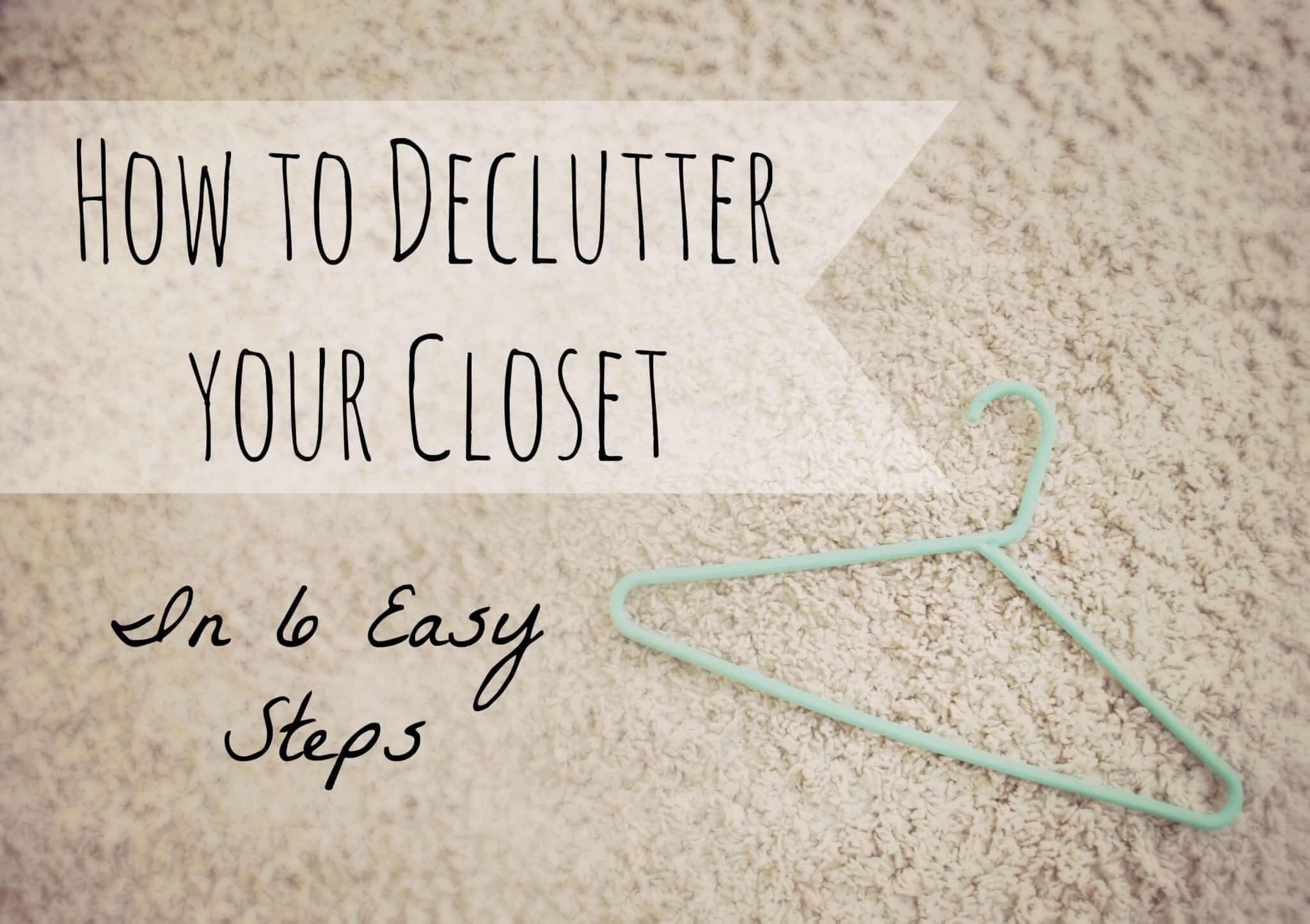 declutter-closet