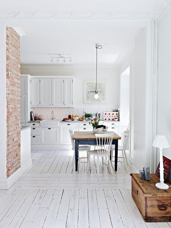 Modern Minimalist Decor Kitchen