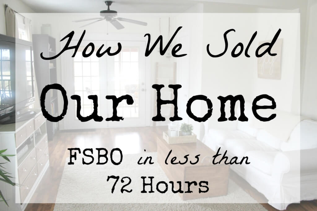 How To Sell A House FSBO