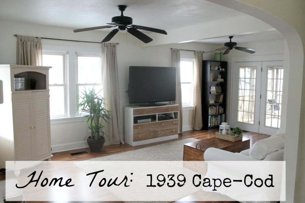 Home tour Cape Cod