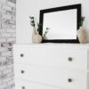 Vintage Dresser Makeover with Chalk Paint