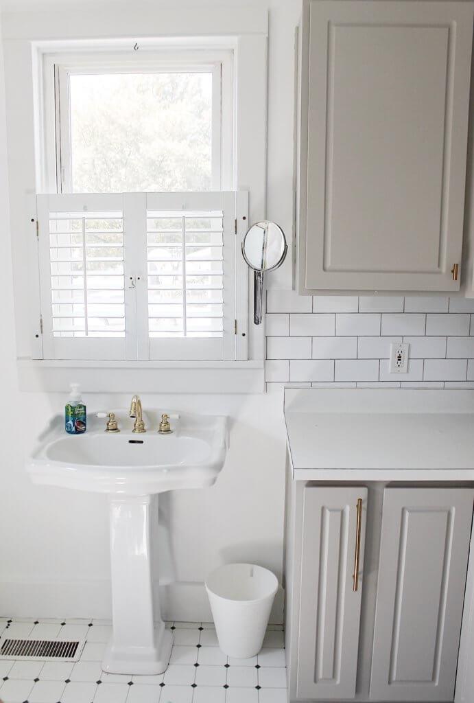 modern laundry room makeover